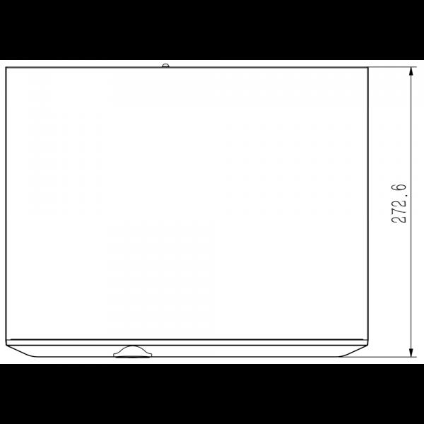 TC-R3210 Spec I F H.265 2HDD 10ch Face Recognition NVR-2 (Unit: mm)