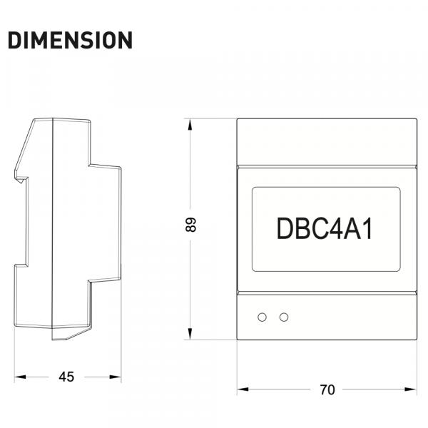 intelicom_DBC4A1 – Dimensions