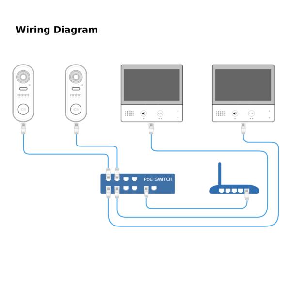 Intelicom_IX610 Wiring Diagram