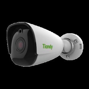 TC-C32JS Spec I5 E 4mm Tiandy 2MP Starlight IR Bullet CCTV Camera - Front View