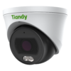 TC-C34SP Spec W E Y M 2.8mm Tiandy 4MP Fixed Color Maker Turret CCTV Camera - Left Side View