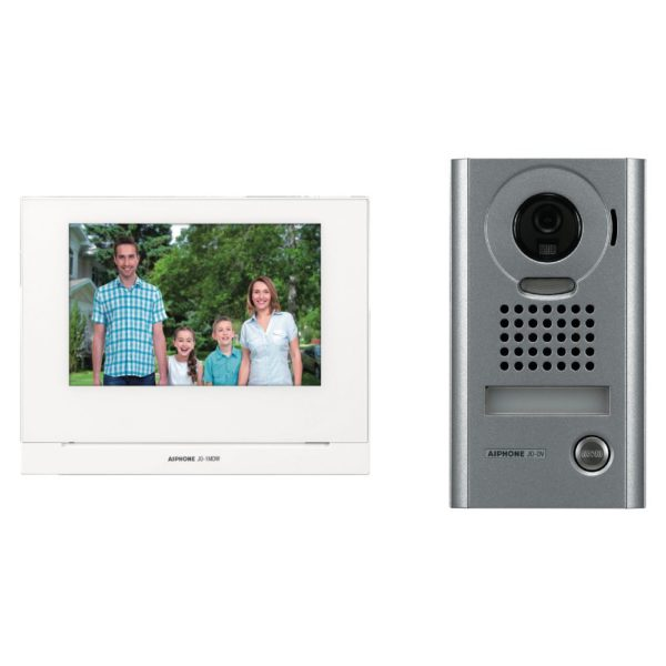 JOS-1VW AiPhone Intercom New JO Series with Mobile App Super Reliable Kit