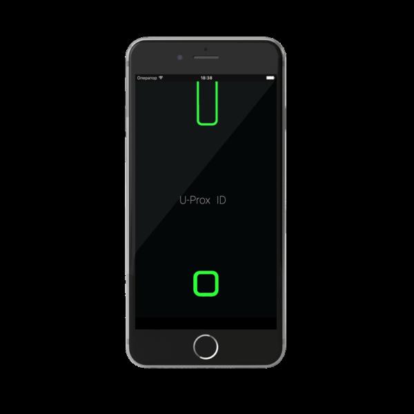 U-Prox DLK 560 iPhone Reader model