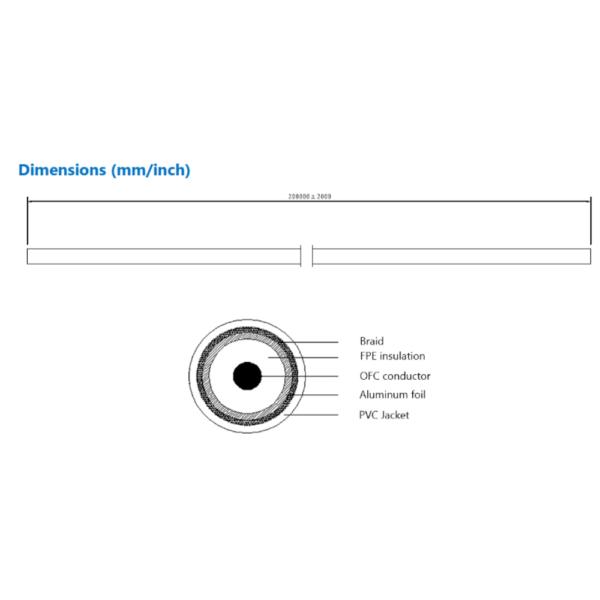 Dahua DH-PFM930I-6N – Dimension