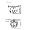 IPC-T240H-M-Dimension