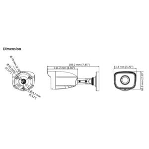 THC-B140-M-2.8mm