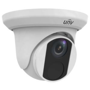 Uniview UNV IPC3618LR3-DPF28 MS 8MP IP IR Fixed Turret Camera - Right Side View