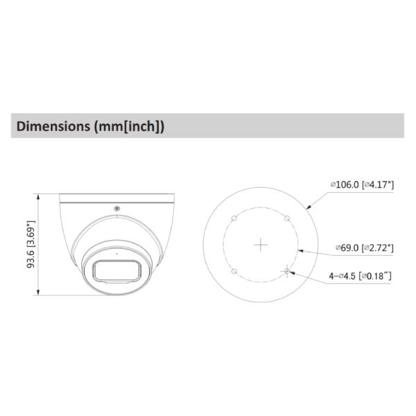 Camera Dimensions 11