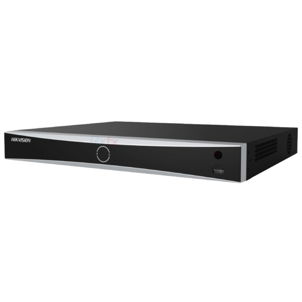 DS-7608NXI-I2/8P/4S-3T Hikvision 8CH NVR Acusense – Isometric View-2