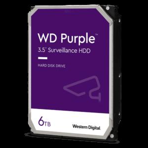 Western Digital WD60PURZ 6TB